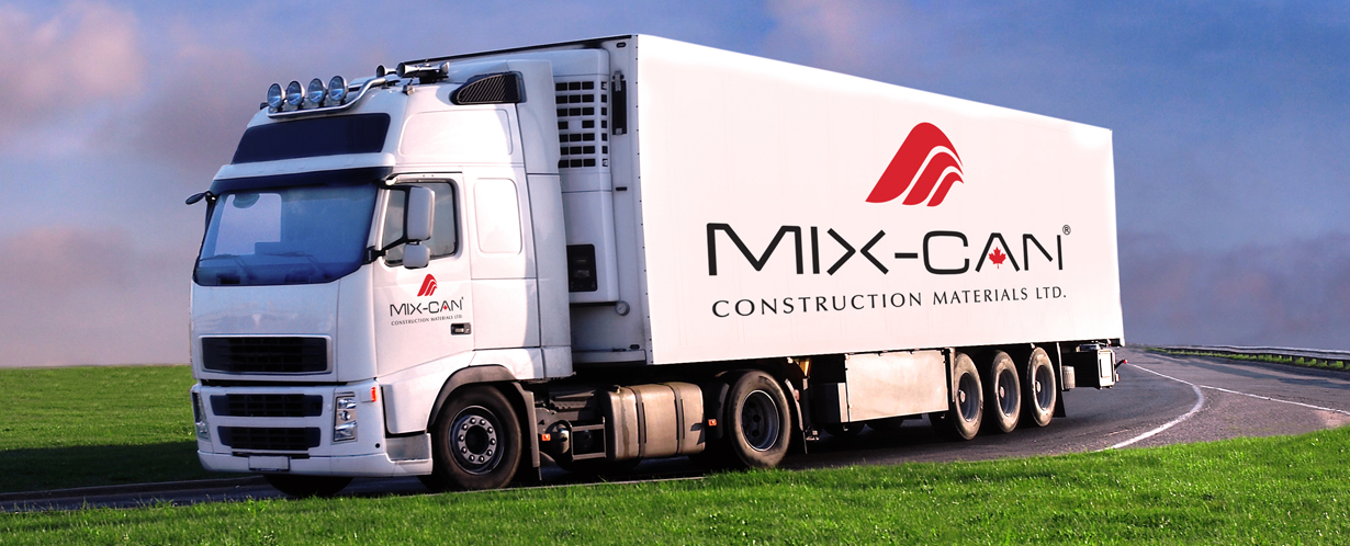 Mix-Can-Truck